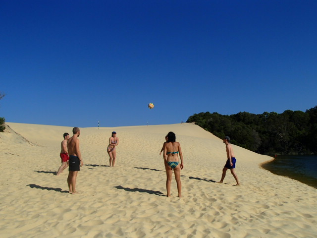Volley Wabby Lake